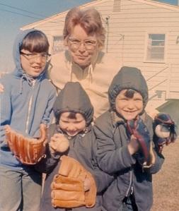 Omaha Baseball, Circa 1968