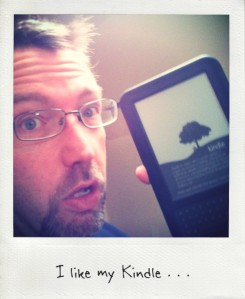Me & My Kindle