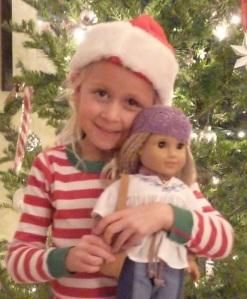 Merry Christmas, Perrin!