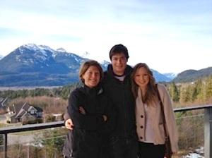 Deb, Alex & Chloe