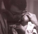 Andy & Chloe, 2/28/93