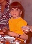 That's me, circa 1970