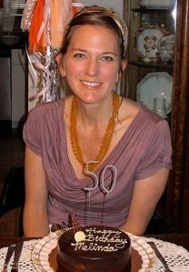Melinda's 50th Birthday