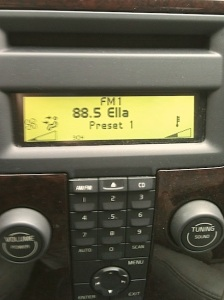 Ella on the Radio!