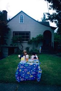 Chloe & Carly, 1999